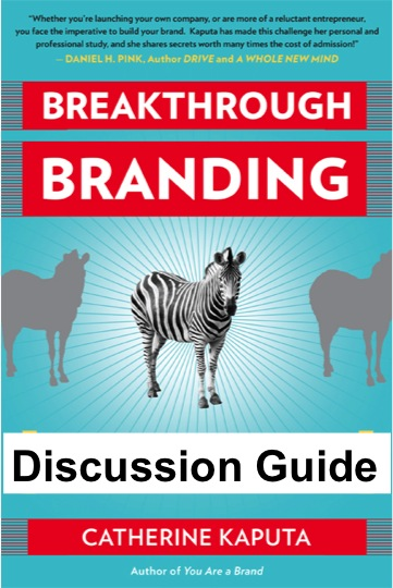 Breakthrough Branding Discussion Guide